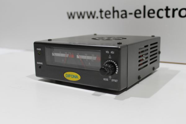 Difona AV - 830 NF - 30 Ampere Schaltnetzteil gestestet - TOP
