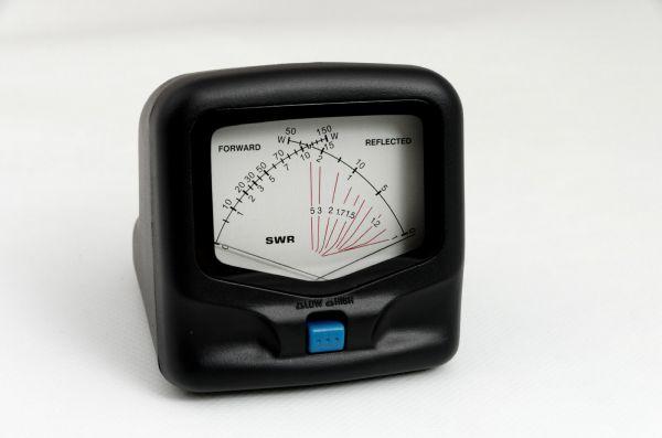 K-PO RX-20 / SX-20 Kreuzzeiger SWR + Power Meter 1,8-200MHz