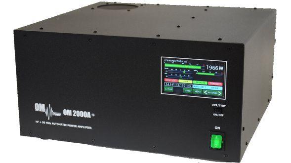 OM2000A+ Automatik Kurzwellen-PA, 2000W Neu