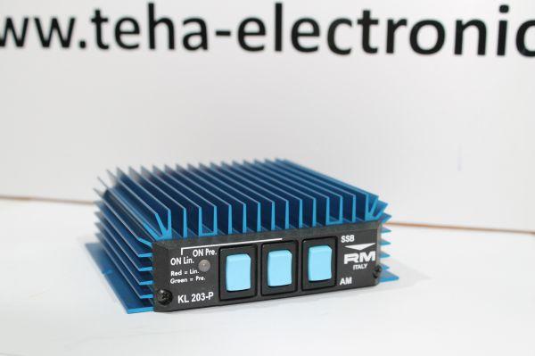 RM KL 203 P 200 Watt Endstufe