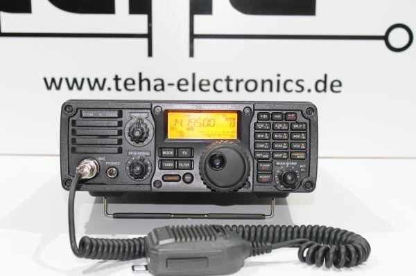 Icom 7200 Messplatz getestet - TOP in OVP