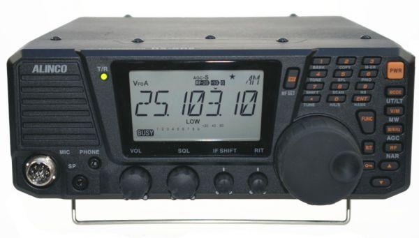 ALINCO DX-SR-8-E HF inkl. Frequenzerweiterung
