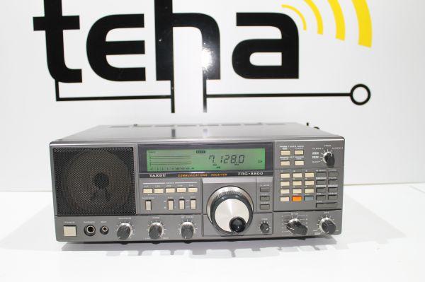 Yaesu FRG - 8800 Receiver - Messplatz getestet - TOP Performance