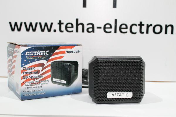 Astatic VS4 Externer Lautsprecher - NEU