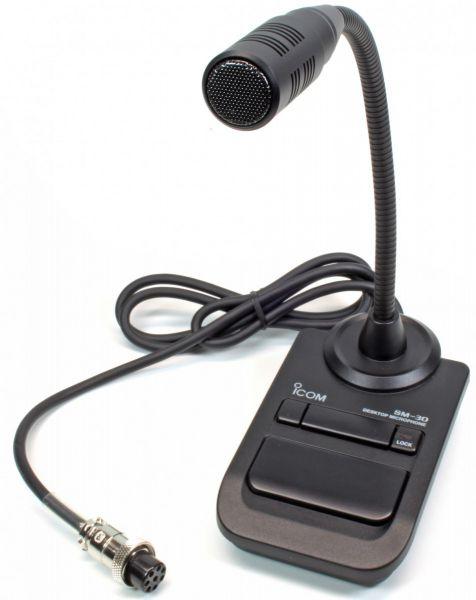 Icom SM-30 Tischmikrofon