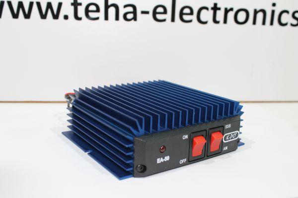 K-PO EA 50 Endstufe 35 Watt AM/FM - 70 Watt SSB/CW Neu OVP