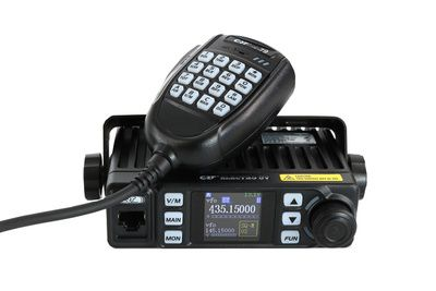CRT ELECTRO V3 Mini-Mobilfunkgerät 2m/70cm mit VOX