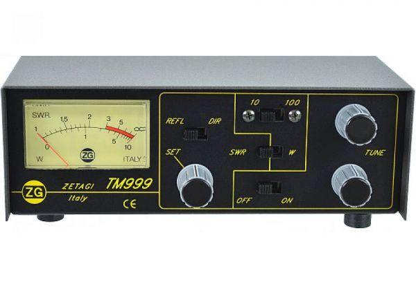 Zetagi TM-999 - 26-28 MHz Antennentuner 200 WATT
