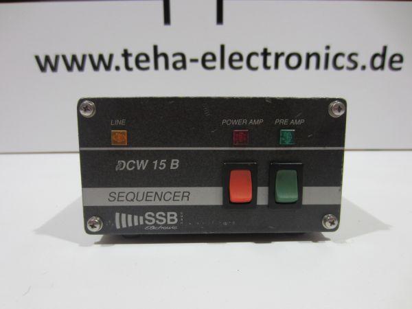 SSB Electronic DCW 15 B - getestet