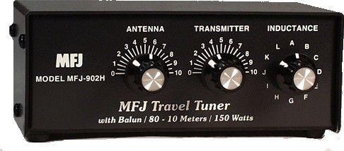 MF-J 902 H Der kleinste & effektiftste Antenntuner der Welt !