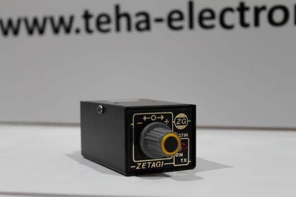 Zetagi P 27 M - Empfangsverstärker für 26 - 28 MHz