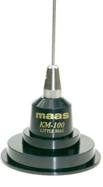 MAAS KM-100 Little Mag CB Magnetfußantenne TOP