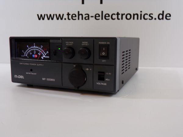 Mydel MP-50 SW 3 - 50 Ampere Schaltnetzteil für Funkanwendungen