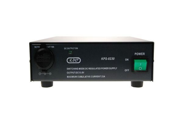 K-PO KPS-8230 Netzteil -25 Ampere für Funkanwendungen