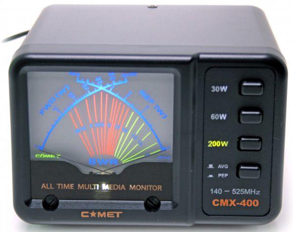 Comet CMX-400 SWR-Kreuzzeiger SWR - Powermeter VHF/UHF