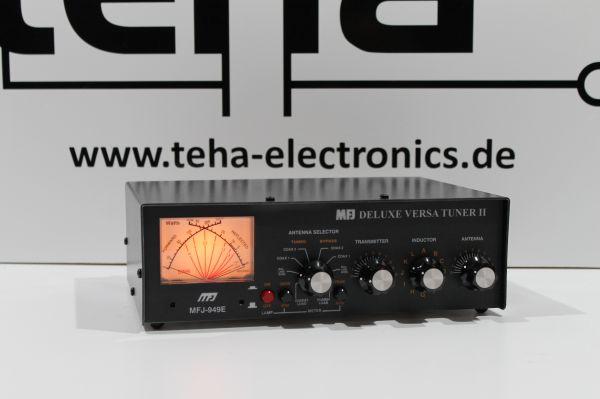 MFJ-949 E Tuner 1,8-30 MHz 300 Watt incl. Dummy Load