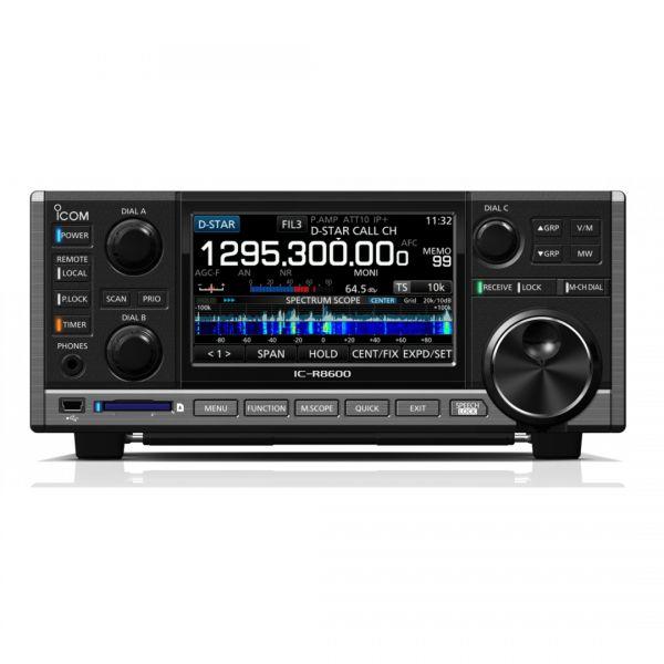 Icom IC-R 8600 High End Empfänger