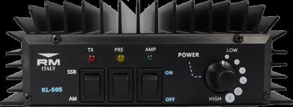 RM Italy KL-505 230 Watt Endstufe für 1,8-30MHz