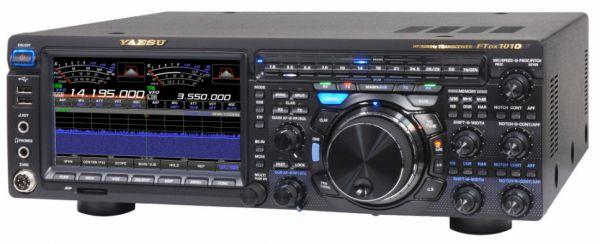 Yaesu FT-DX101D - Inzahlungnahme möglich