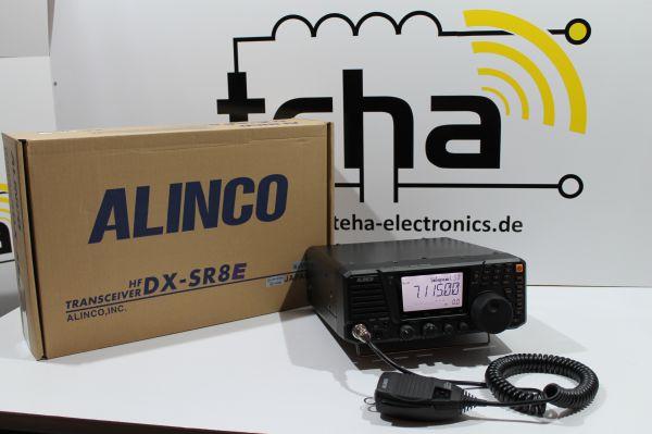 Alinco DX-SR8E All Mode HF Transceiver 5 Monate - INZAHLUNGNAHME MÖGLICH