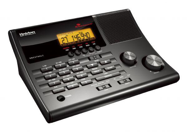 Uniden Bearcat UBC 370 CLT - Funkscanner 25-960 MHz