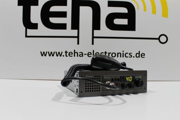 Stabo XM 3003E Multichannel mit DIN-Einbaurahmen !