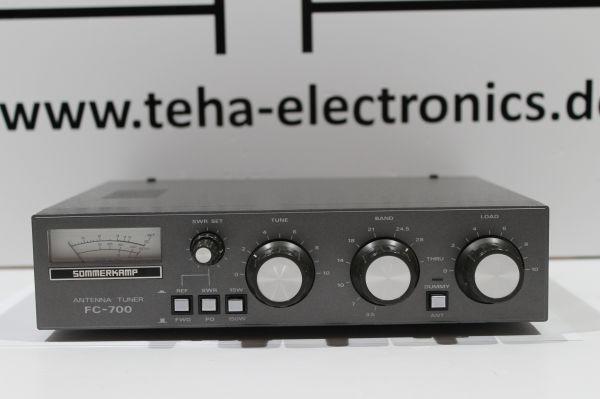 Yaesu / Sommerkamp FC-700 Antennen Tuner TOP