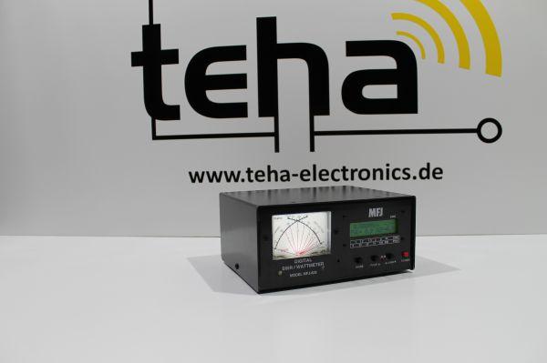 MFJ 828 Digitales SWR / Wattmeter