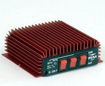 RM KL 200 100 Watt AM/FM - 200 Watt SSB/CW Endstufe