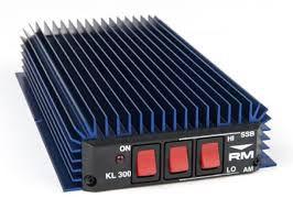 RM KL 300 Endstufe AM / FM / SSB 300 Watt NEU OVP