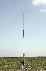 HF-P1 Portabel Vertical 80m-2m 150W 2,25m (6-40m) - 2,40m (6-80m) PL