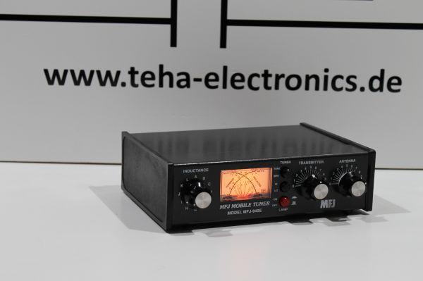 MFJ-945E manueller Antennentuner 1,8 - 60 MHz 300 Watt !
