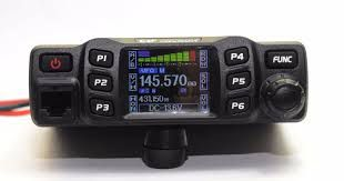 CRT MICRON Mobilfunkgerät Dualband VHF/UHF