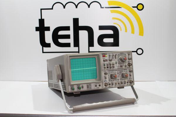 Hameg HM 205-2 Oszilloskop 0 - 20 MHz getestet TOP