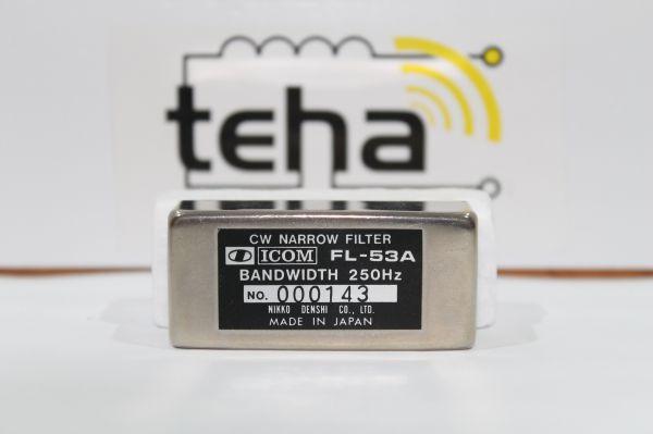 Icom FL -53 A 250 Hz CW Narrow Filter - Neuwertig