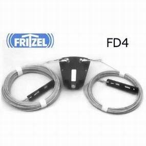 Fritzel FD-4 1500W für 80/40/20/17/12/10m