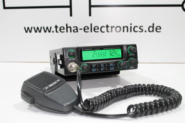 Albrecht AE 5890 Frequenzerweitert & Mods - Messplatz getestet