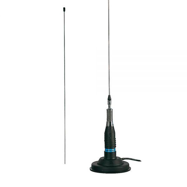 Albrecht ML 145 Magnetfußantenne - 145 cm - 200 Watt