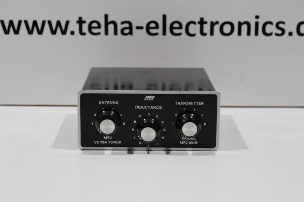 MFJ-901B Kompakttuner 1,8-30 MHz mit Balun - getestet