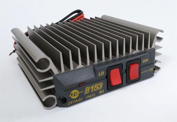 Zetagi B-153 Leistungsverstärker