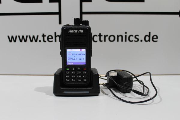 Retevis RT 3 DMR Digital Transceiver gebraucht - getestet TOP