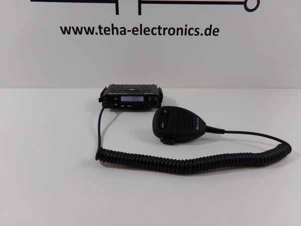 Midland M-Mini CB -Multistandard mit Headsetbuchse - gebraucht