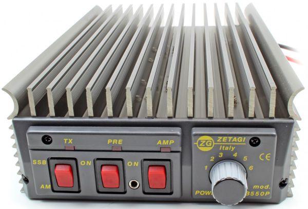 Zetagi B 550 P Endstufe