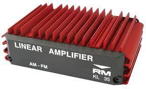 RM KL 35 Endstufe 25-35 Watt AM/FM