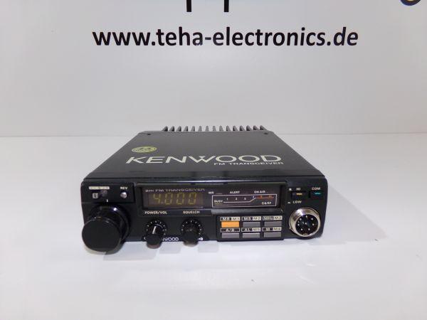 Kenwood TM 201 B 2 Meter Band Transceiver 45 Watt getestet !