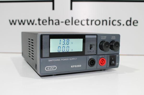 KPS-28D 30 Ampere Netzteil speziell für Funkanwendungen