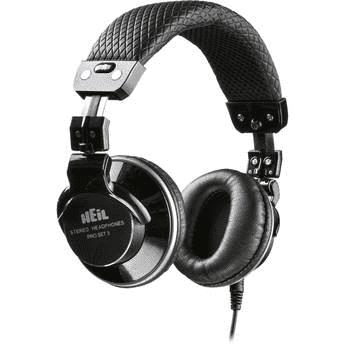 Proset 3 Kopfhörer m. 3 Anschlusskabeln