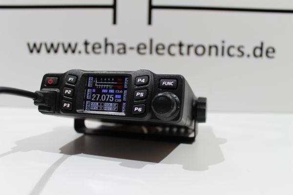 CRT 2000 Exportvariante 15 Watt - RX & TX offen -