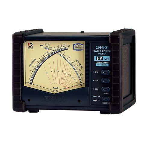 DAIWA CN-901HP SWR/Leistungsmessgerät 1,8-200 MHz - 2000 Watt