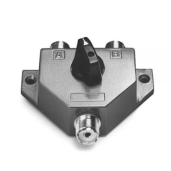 CX 201 - 2 Wege Koaxial - Antennenschalter